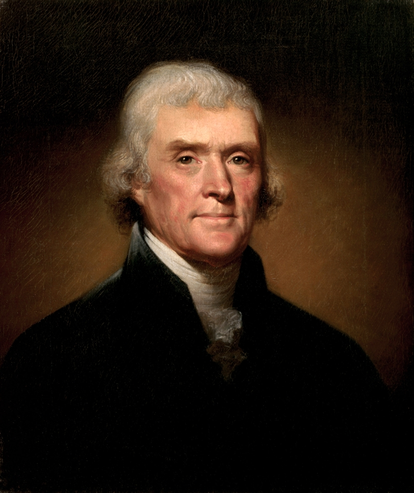 Jefferson's First Principle of Association